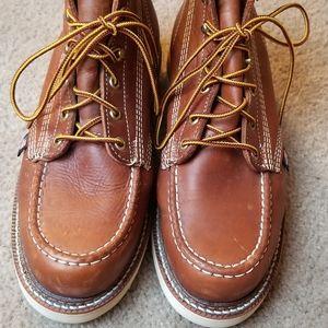 Mens Thorogood Work Boots